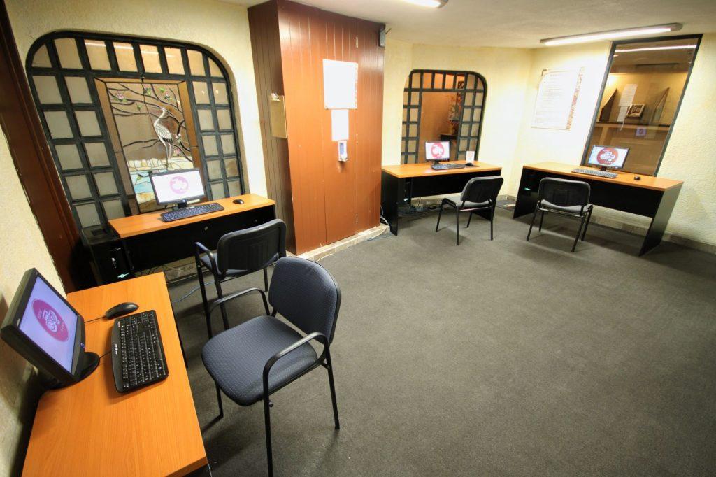 Sala de computo